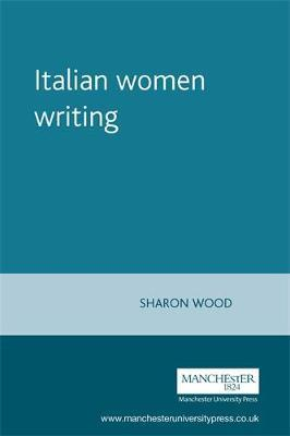 Italian Women Writing