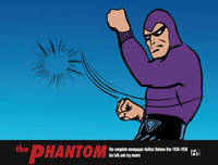 The Phantom: v. 1: Complete Newspaper Dailies - 1936-1938 by Lee Falk image