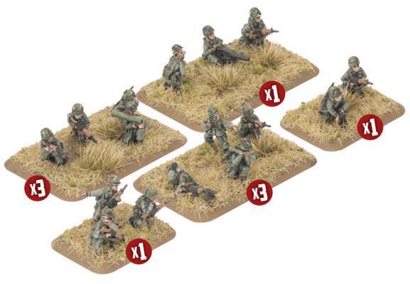 Team Yankee: Canadian Mechanised Platoon