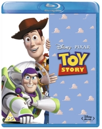 Toy Story on Blu-ray
