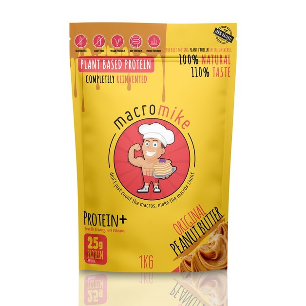 Macro Mike Protein+ - Original (1kg)