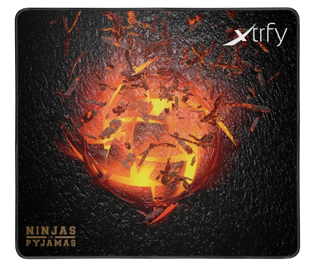 XTRFY XTP1 Gaming Mousepad - Large Volcano for PC
