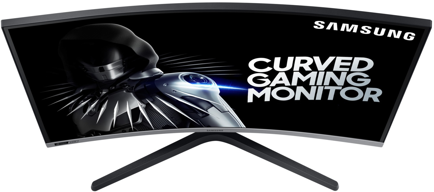 """27"""" Samsung 1920x1080 240Hz G-Sync Curved Gaming Monitor image"""