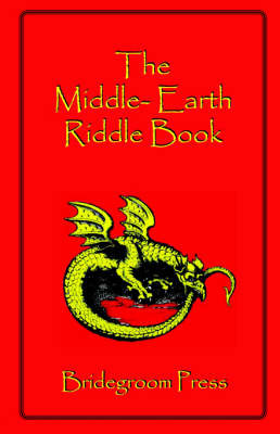 The Middle Earth Riddle Book by Steve Kellmeyer image