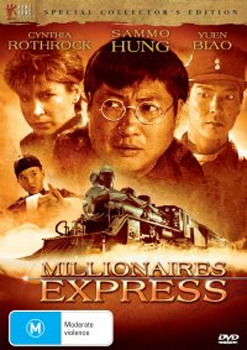 Millionaires Express - Special Collector's Edition on DVD