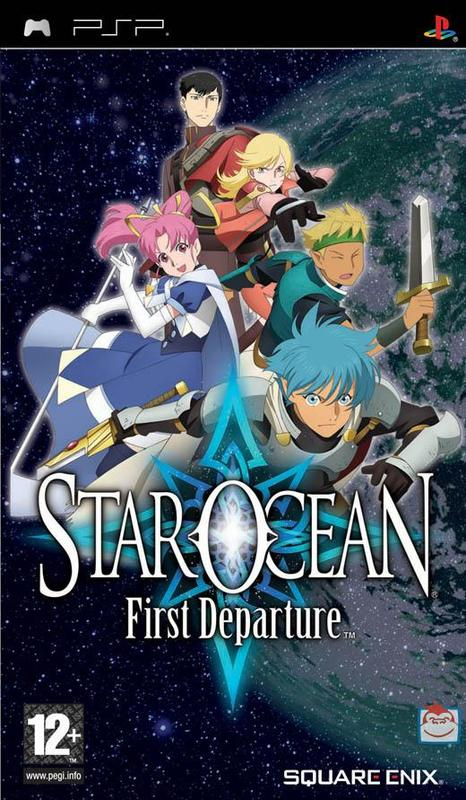 Star Ocean: First Departure for PSP