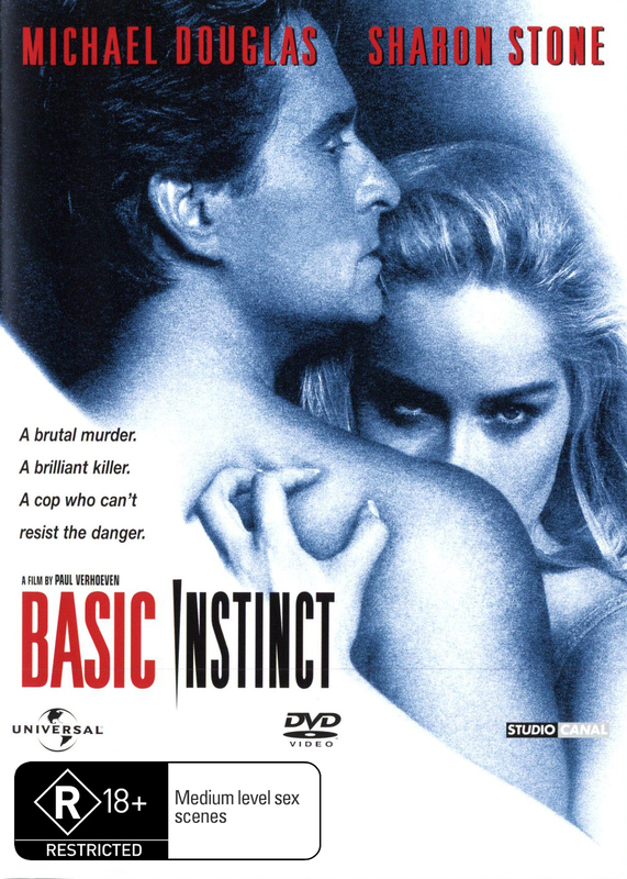 Basic Instinct on DVD