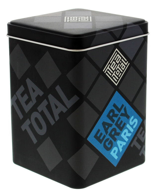 Tea Total - Earl Grey Paris Tea (100g Tin)
