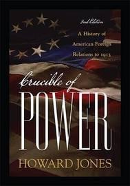 Crucible of Power by Howard Jones image