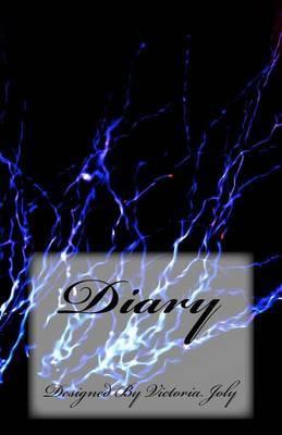 Diary: Diary/Notebook/Journal/Secrets/Present - Original Modern Design 4 by Victoria Joly
