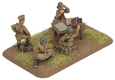 Flames of War: Reserve Artillery Battalion image