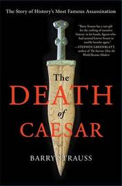 The Death of Caesar by Barry Strauss image