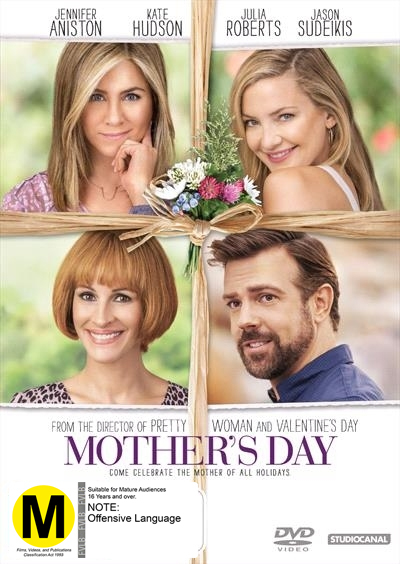 Mother's Day (2016) on DVD
