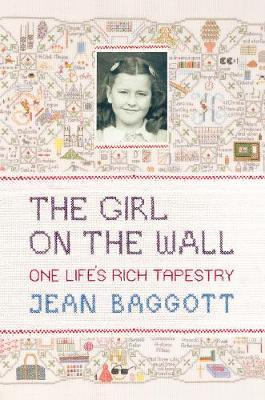 The Girl on the Wall by Jean Baggott image