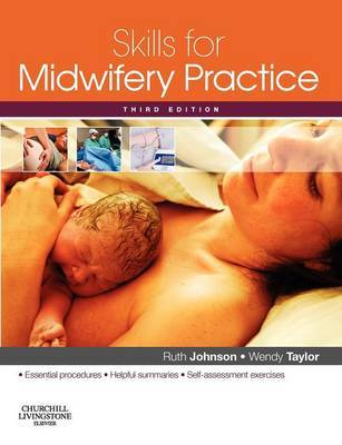 Skills for Midwifery Practice by Ruth Johnson, BA(Hons) RGN RM image