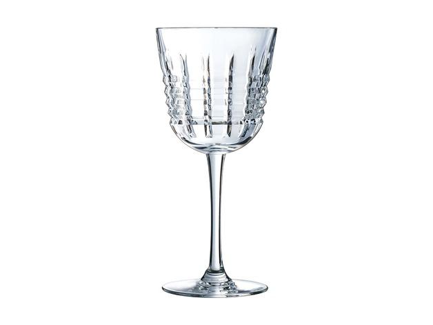 Cristal d'Arques: Rendez-Vous Wine Glass Set of 6 (250ml)