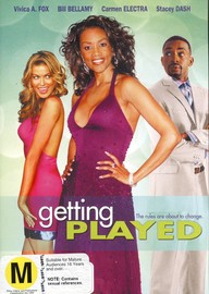 Getting Played on DVD image