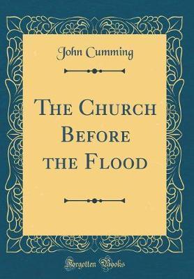 The Church Before the Flood (Classic Reprint) by John Cumming