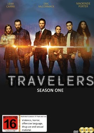 Travelers - Season One on DVD