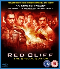 Red Cliff Special Edition on Blu-ray