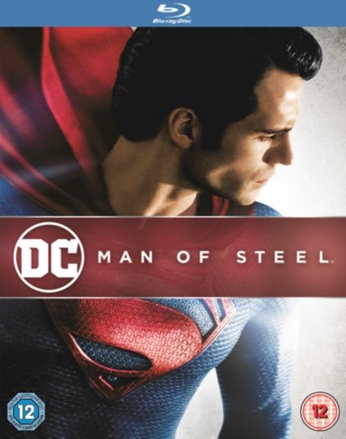 Man of Steel on Blu-ray
