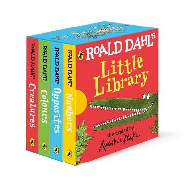Roald Dahl's Little Library Boxed Set by Roald Dahl