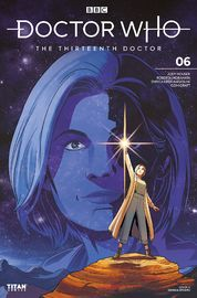 Doctor Who: The 13th Doctor - #6 (Cover A) by Jody Houser
