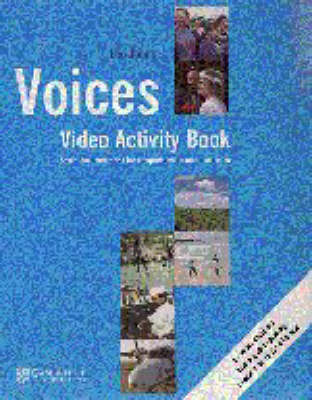 Voices Video activity book: Seven Documentaries for Comprehension and Discussion: Activity Book by Leo Jones image