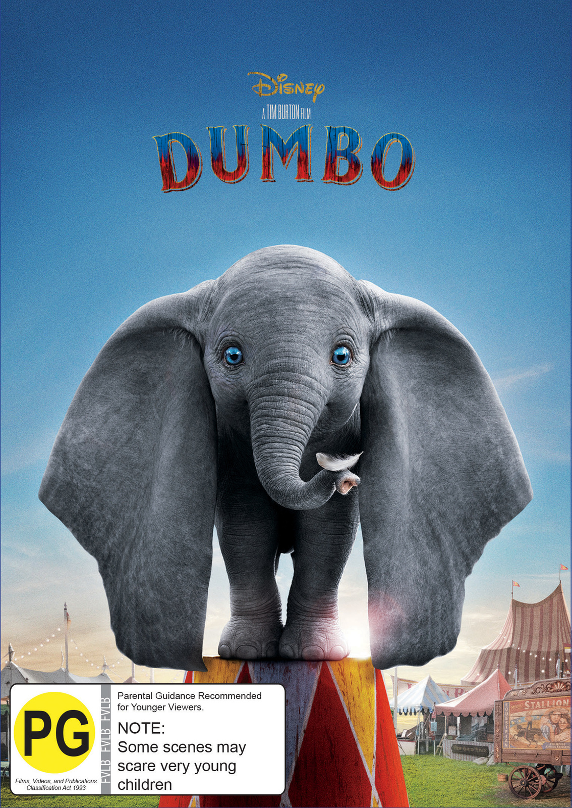 Dumbo Dvd In Stock Buy Now At Mighty Ape Nz