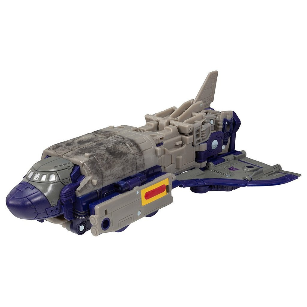 Transformers Generations: War for Cybertron - Earthrise Leader Astrotrain (WFC-E12) image
