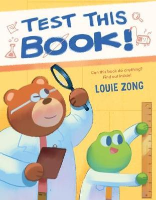Test This Book! by Louie Zong
