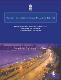 Mumbai - An International Financial Centre by Ministry of Finance, India image