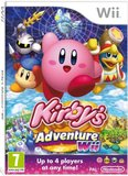 Kirby's Adventure for Nintendo Wii