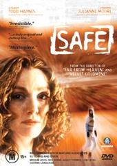 Safe on DVD