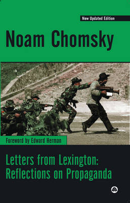 Letters From Lexington by Noam Chomsky image
