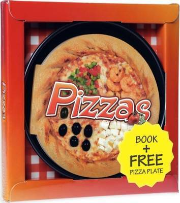 Pizzas: Recipe Book and Pizza Tray