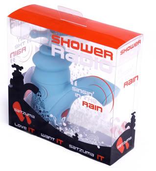 Satzuma Shower Radio image