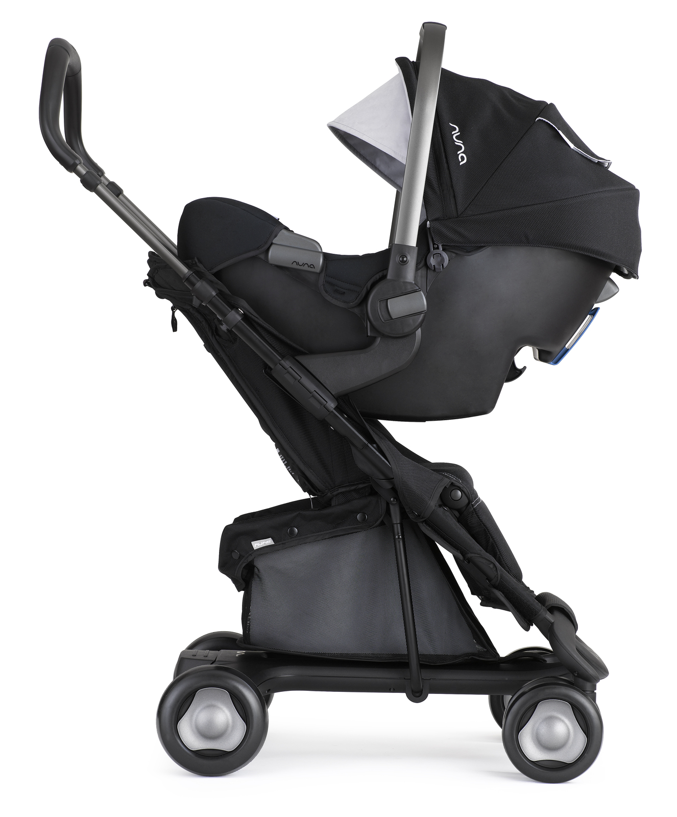 Nuna Pepp Luxx Buggy Weather Pack Accessory - Night Colour image