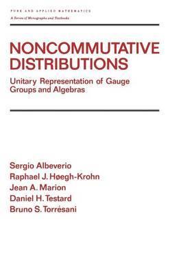 Noncommutative Distributions by Sergio Albeverio image