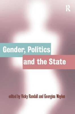 Gender, Politics and the State image