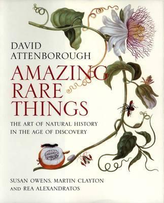 Amazing Rare Things by David Attenborough