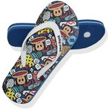 Paul Frank Junk Food Jandals (Size 2)