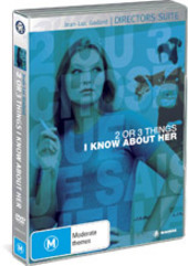 2 Or 3 Things I Know About Her on DVD