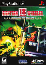 18 Wheeler for PlayStation 2