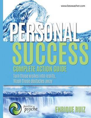 Personal Success, Complete Action Guide by Enrique Ruiz image