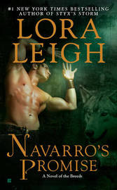 Navarro's Promise (Breeds Series) by Lora Leigh