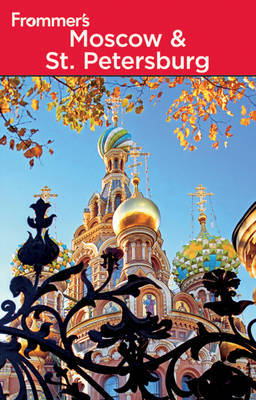 Frommer's Moscow and St. Petersburg by Angela Charlton image