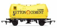 Hornby: PCA Vee Tank: 'Ketton Cement'