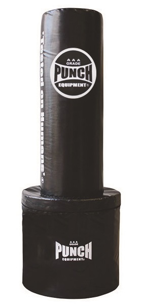 Punch: AAA Free Standing Bag - (Black)