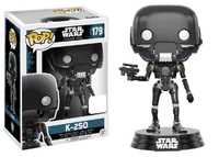 Star Wars: Rogue 1 - K-2SO (Battle Damaged) Pop! Vinyl Figure (LIMIT - ONE PER CUSTOMER)